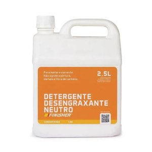 Desengraxante Detergente  Finisher  P/ Motores e Correntes - 2,5 Litros