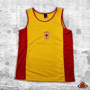 Camiseta regata guarda vidas