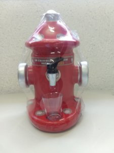Hidrante Pingometro