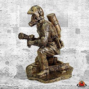 Estatua Bombeiro i