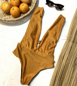 Body Indonésia Amarelo Mostarda