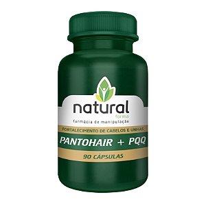 Pantohair + PQQ 90 cápsulas