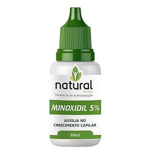 Minoxidil 5% Loção Capilar com 60ML