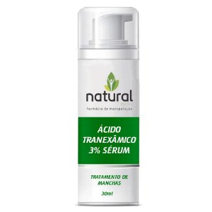 Ácido Tranexâmico 3% Sérum 30ML