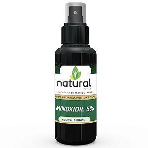 Minoxidil 5% Loção Capilar com 100ML