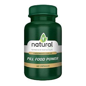 Pill Food Power 60 Cápsulas