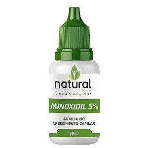 Minoxidil 5% Loção Capilar com 30ML