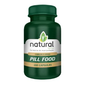 Pill Food 120 Cápsulas