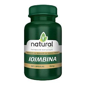 Ioimbina 5MG 60 Cápsulas