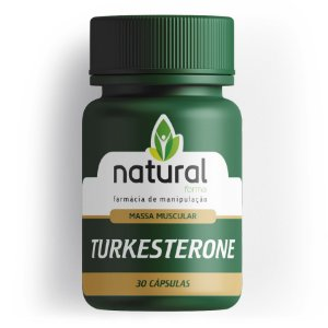 Turkesterone 500MG 30 Cápsulas