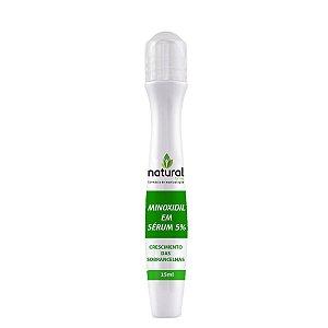 Minoxidil em Serum 5% Crescimento das Sobrancelhas 15ML