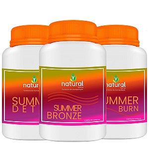 Kit Verão Summer Vibes