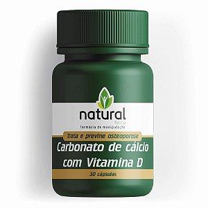 Carbonato de Cálcio com Vitamina D