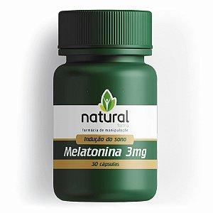 Melatonina 3MG 30 Cápsulas