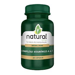 Complexo Vitamínico A a Z