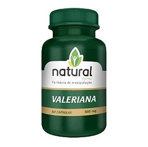 Valeriana 100MG 60 Cápsulas