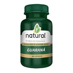 Guaraná 500MG 60 Capsulas