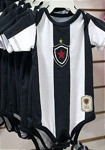 Body Infantil Botafogo PB Listrado
