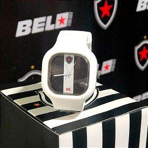 Relógio Oficial Autoridade Branco Moov