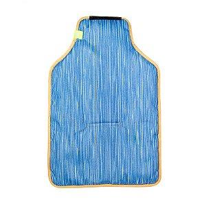Trocador de Fraldas Portátil para Bebês Coiseteria Blue Jeans