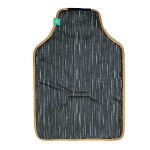 Trocador de Fraldas Portátil para Bebês Coiseteria Black Jeans