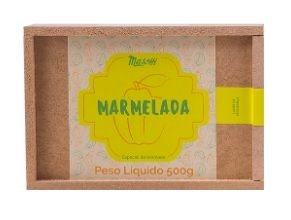MARMELADA MASOTTI 500GR
