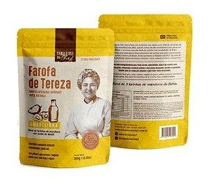 FAROFA DE TEREZA AMARELINHA 300 GR