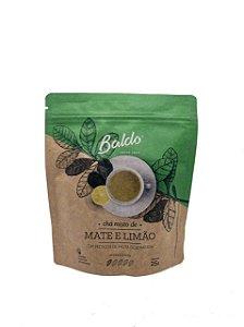 CHA MISTO DE MATE E LIMAO BALDO 10X2,5G