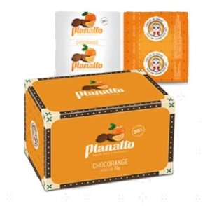 CHOCORANGE PLANALTO 70G