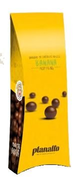 Dragea Chocolate ao Leite e Banana Planalto 80G