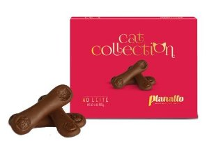 CAT COLLECTION AO LEITE PLANALTO 60G
