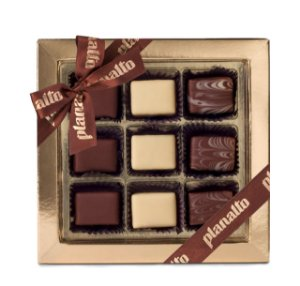 CAIXA  CHOCOLATES PLANALTO 117G