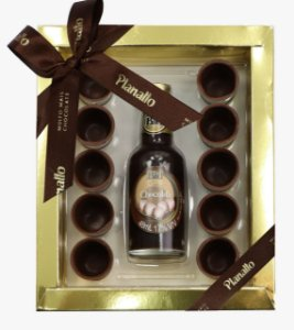 COPINHOS DE CHOCOLATE COM LICOR 50G - UN.
