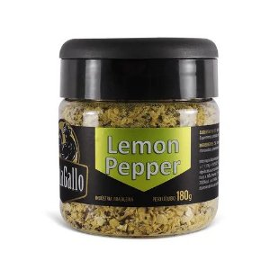 LEMON PEPPER 180G - CANTAGALLO