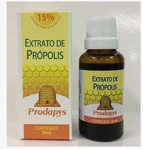 EXTR. CONCENTRADO DE PROPOLIS MARROM - 30ML