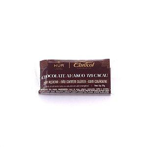 Chocolate em Barra Linha Vita 72% Cacau- 25g - Kur