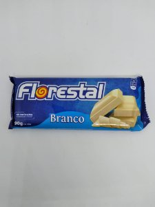 Tablete Florestal Branco 90g - UN