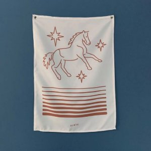 Bandeira Unicórnio