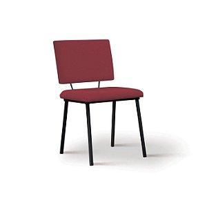 Cadeira Tarsila Bordô