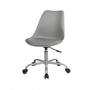 Cadeira Office Nordi Cinza