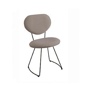 Cadeira Berila Cinza