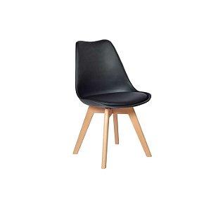 Cadeira Polos Preta