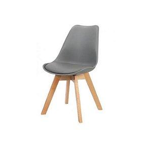 Cadeira Polos Cinza