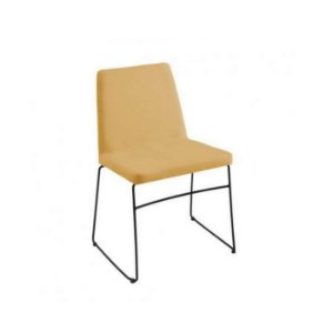 Cadeira Berlim Amarela