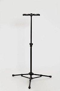 Pedestal de descanso para 8 microfones
