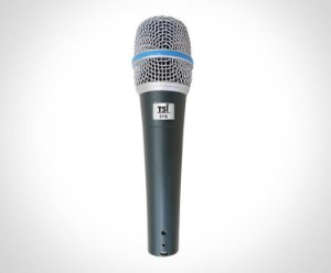 Microfone com fio TSI 57-B