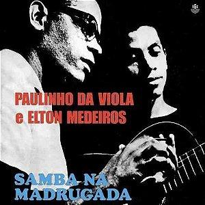 vinil paulinho da viola e elton medeiros - samba na madrugada