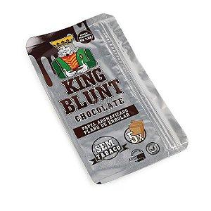 Blunt King Chocolate (Sem Tabaco) - Pacote com 5