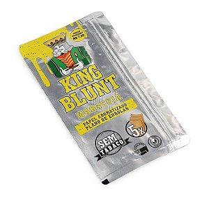 Blunt King Maracuja (Sem Tabaco) - Pacote com 5
