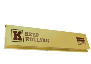 Seda Keep Rolling Brown King Size (Un.)
